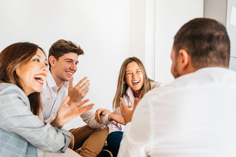 Impulsar una cultura feliz es cosa de todos los miembros de la organización.