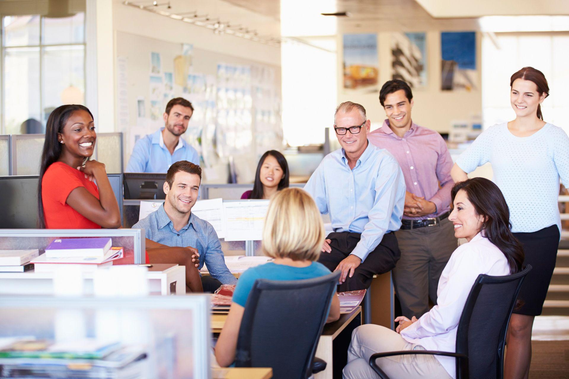 La cultura Happy en la empresa, es posible conseguir la felicidad laboral.