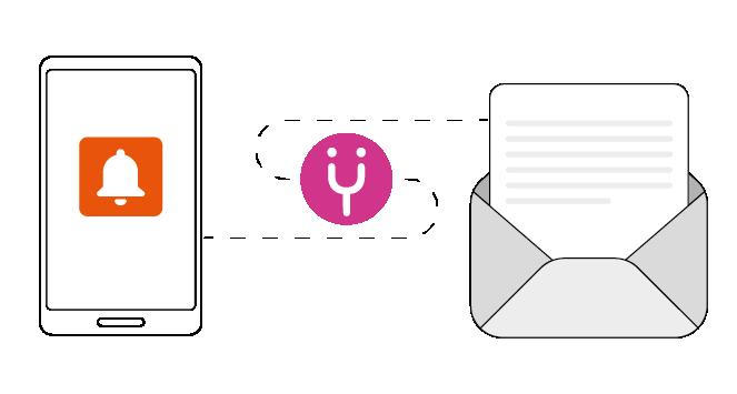 Happÿdonia es la herramienta perfecta para realizar comunicados a todos tus trabajadores