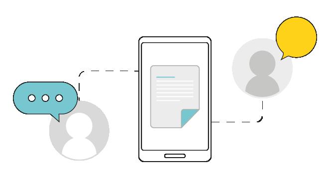 Recibir más información feedback de tus empleados