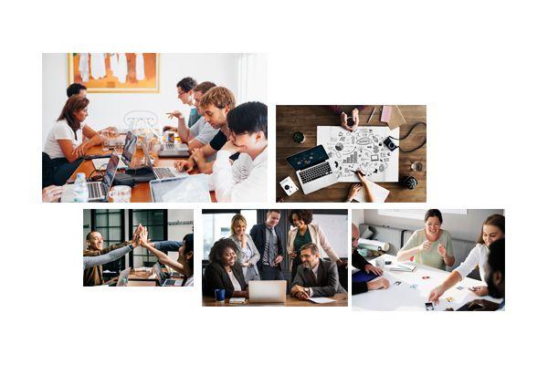 Happÿdonia es la aplicación que te ayuda a centralizar la comunicación interna de tu empresa