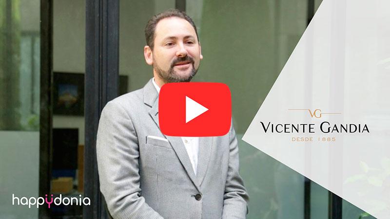 Bodegas Vicente Gandía - Caso de éxito de Happÿdonia
