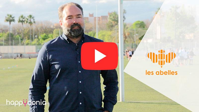 Club deportivo les Abelles - Caso de éxito de Happÿdonia