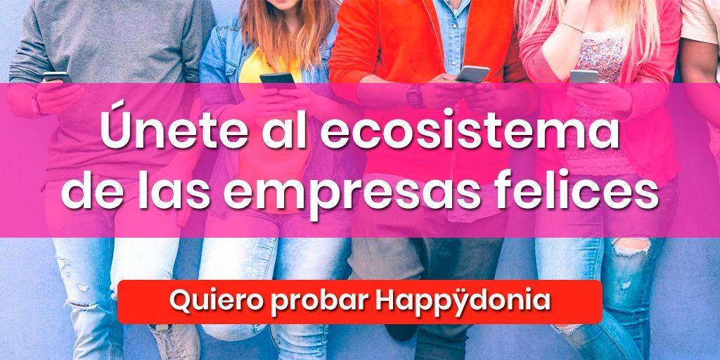 ¿Quieres probar Happÿdonia nuestra app de comunicación interna durante 30 días? Pide tu demo.