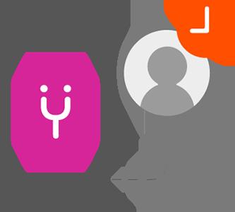 Registro Horario Falicita el fichaje de las entradas y salidas para aquellos usuarios con horario flexible y en itinerancia