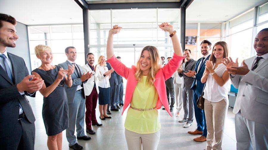 Agradecimiento y valoración de los empleados