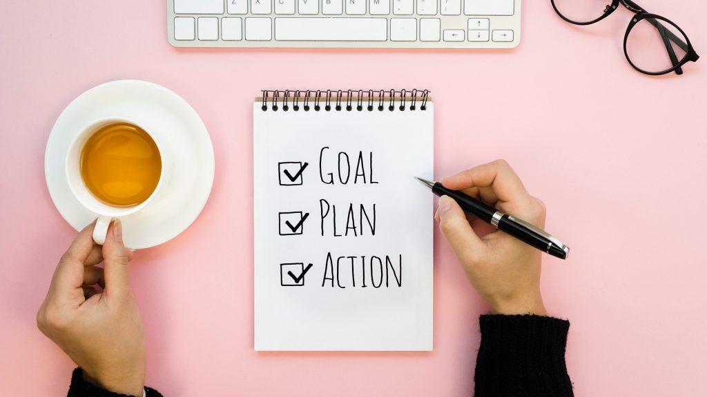 ¿Te planteas metas y objetivos a medio y largo plazo?