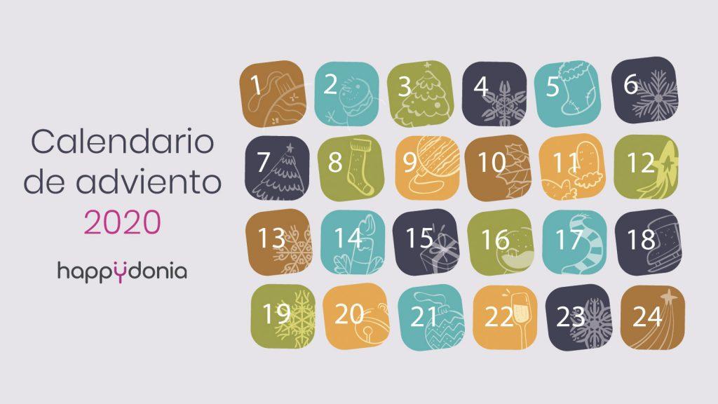 Calendario de adviento Happÿdonia