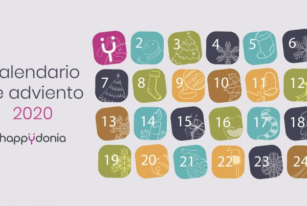 Calendario de adviento Happÿdonia
