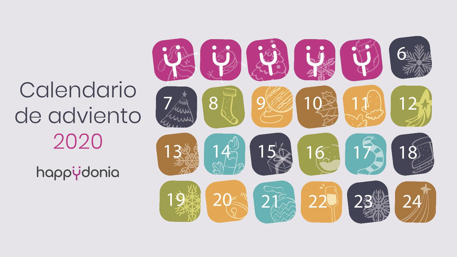 Día 5 Calendario de adviento Happÿdonia