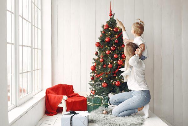 Calendario de días especiales y vacaciones en Navidad