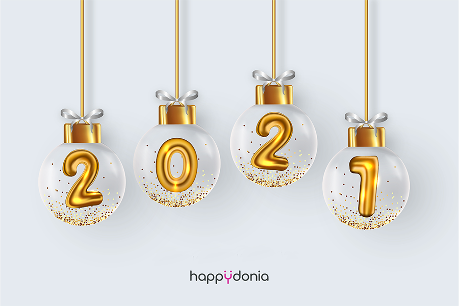 Nos espera un año 2021 trepidante en Happÿdonia ¿lo construimos juntos?