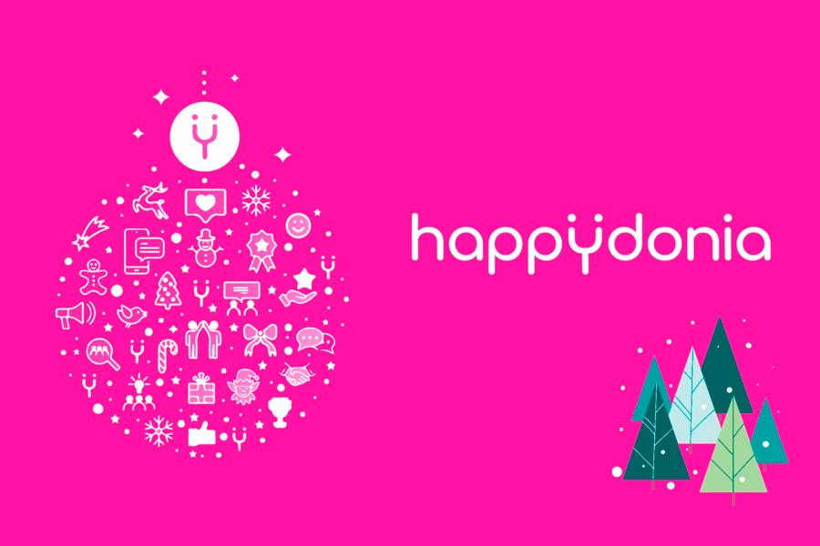 Felices fiestas y Happÿ 2021